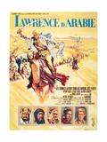 Lawrence of Arabia (aka Lawrence D'Arabie) Art