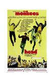 Head, The Monkees Art