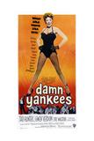 Damn Yankees Plakater