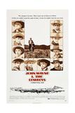 The Cowboys Arte