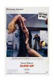 Blow-up – förstoringen Posters