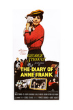 The Diary of Anne Frank Posters