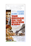 The Bridge on the River Kwai Posters