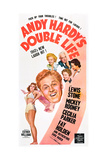 Andy Hardy's Double Life Plakat
