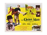 The Quiet Man Pôsteres