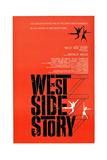 West Side Story (Amor sin barreras) Lámina