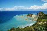 Drastis Cape Near Sidari Village. Corfu, Ionian Islands, Greek Islands, Greece, Europe Fotografisk tryk af  Tuul