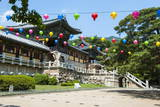 Bulguksa Temple, Gyeongju, UNESCO World Heritage Site, South Korea, Asia Photographic Print by  Michael