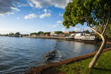 The Town of Lahaina, Maui, Hawaii, United States of America, Pacific Photographic Print by  Michael
