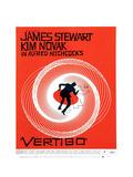 Vertigo - Aus dem Reich der Toten Kunstdrucke