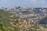 View over Kigali, Rwanda, Africa Photographic Print by  Michael