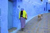 Chefchaouen, Morocco, North Africa, Africa Impressão fotográfica por  Neil