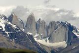 Torres Del Paine Lámina fotográfica por  Tony