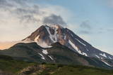 Vilyuchinsk Volcano, Kamchatka, Russia, Eurasia Photographic Print by  Michael