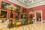 Interior View of the Winter Palace Photographic Print by  Michael