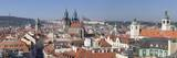 View over the Old Town (Stare Mesto) with Old Town Hall Photographic Print by Markus Lange