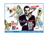 From Russia with Love Prints