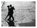 Dancers performing the Tango Affiches