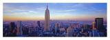 Midtown Manhattan I Posters av Richard Berenholtz
