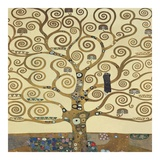 The Tree of Life II Affiche par Gustav Klimt