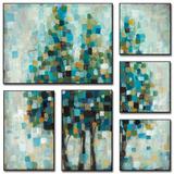 Into the Blue Prints by Wani Pasion
