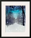 Snowhere Prints by Tracey Telik