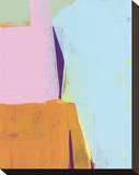 Peek I Stretched Canvas Print by Cathe Hendrick
