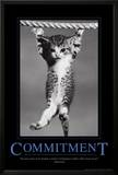 Commitment Posters