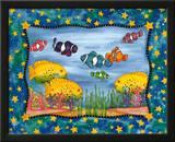 Under The Sea Prints by Marnie Bishop Elmer