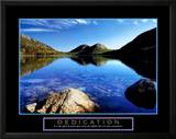 Dedication: Jordan Pond Posters by Dermot Conlan