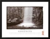 Goodness: Waterfall Art