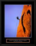 Determination: Climber Poster
