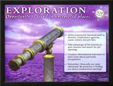 Exploration Print