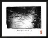 Consistency: Raindrops Posters