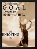Ultimate Goal Posters