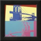 Brooklyn Bridge, 1983 Prints by Andy Warhol
