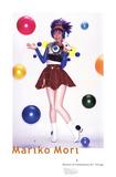 Birth of a Star Print by Mariko Mori