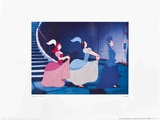 Walt Disney's Cinderella: The Wicked Stepmother, Anastasia and Drisella Prints