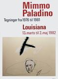 Louisiana Samlarprint av Mimmo Paladino