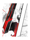 F41 Poster von Alexis Marcou
