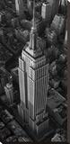 Empire State Building, NYC Toile tendue sur châssis par Cameron Davidson