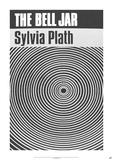 The Bell Jar by Sylvia Plath Kunstdrucke