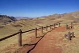Argentina, Salta, Cuesta Del Obispo Pass and Highland Photographic Print by Michele Molinari