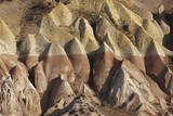 Turkey, Istanbul, Kemerburgaz, View of Rock Formation in Goreme Photographic Print by Ali Kabas