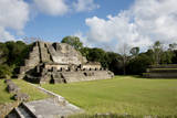 Belize, Altun Ha. Mayan Archeological Site and Ruins Photographic Print by Cindy Miller Hopkins