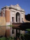 Menin Gate War Memorial Photographic Print by Richard Klune