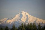 Mount Hood Fotografisk trykk av Craig Tuttle