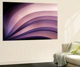 A Fan of Purple Vægplakat af Ursula Abresch