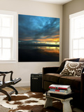 Vendée Sunset Fototapete von Philippe Manguin