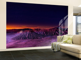Mt Bromo Wall Mural – Large by Marco Carmassi